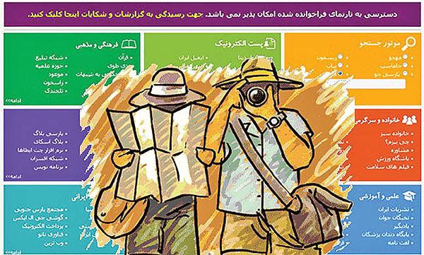 فیلترینگ سایتهای سفر؛ تقابل یا اجرای قانون؟