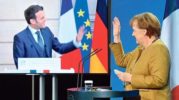 روایت لوفیگارو از اتحاد برلین و پاریس در برابر دولت جدید واشنگتن