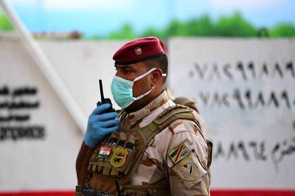 خنثی سازی یک عملیات تروریستی در نینوا