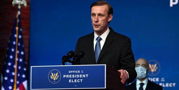 مخالفت گزینه مشاور امنیت ملی بایدن با تروریستی خواندن انصارالله