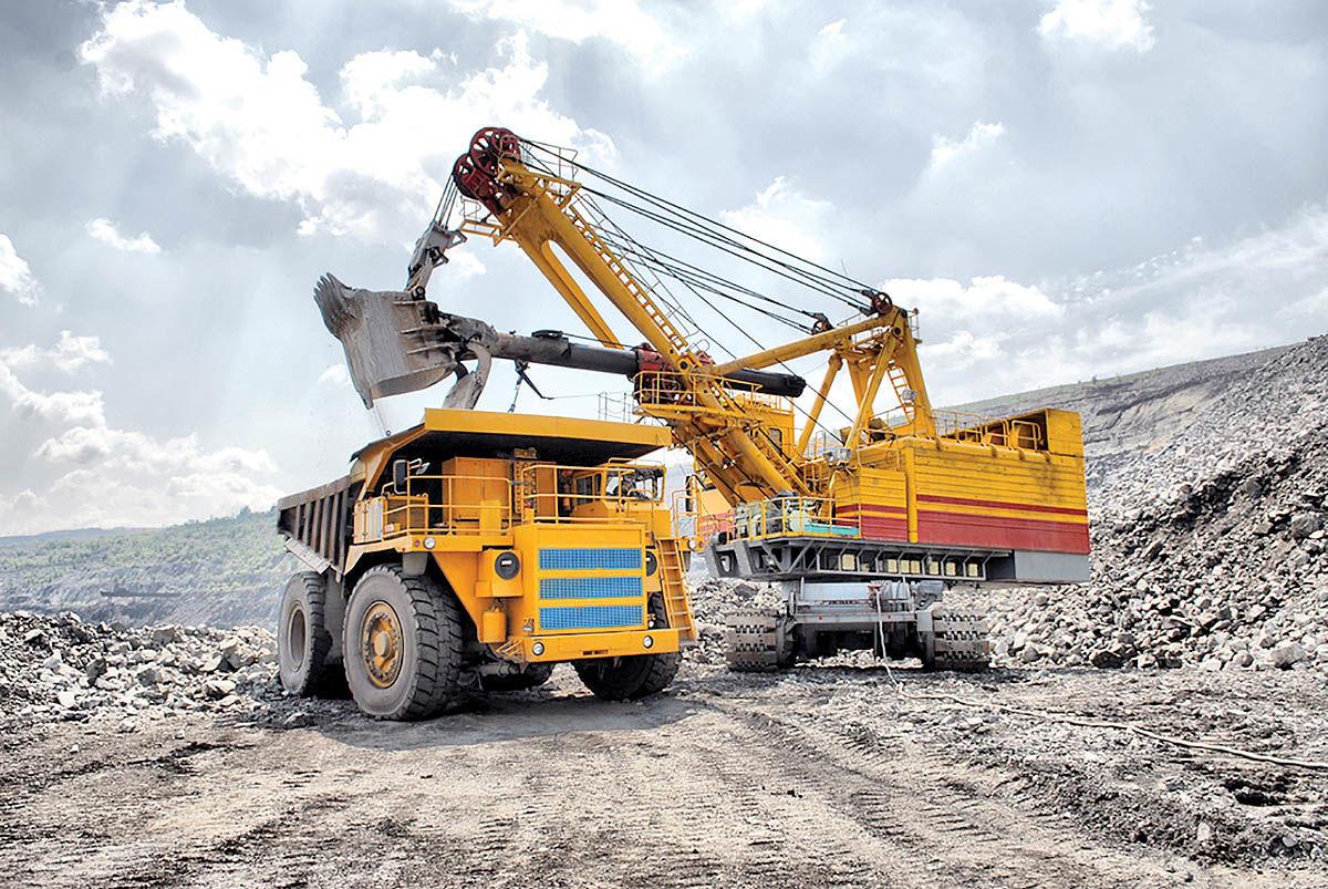 استخراج 5/ 6 میلیون تن سنگآهن از معدن گلگهر