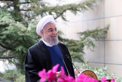 پیامهای نوروزی حسن روحانی در ۸ سال گذشته