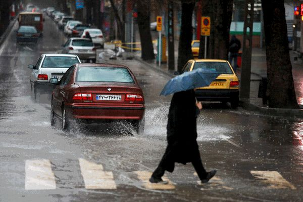 هشدار درباره بارش برف و باران در ۹ استان