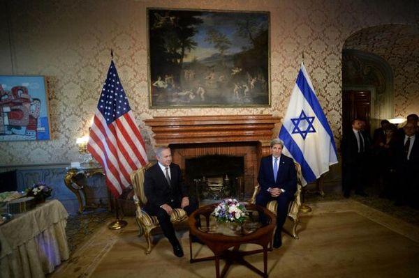 نتانیاهو: جان کری «مدل افغانستان» را برای فلسطینیها به من پیشنهاد داده بود