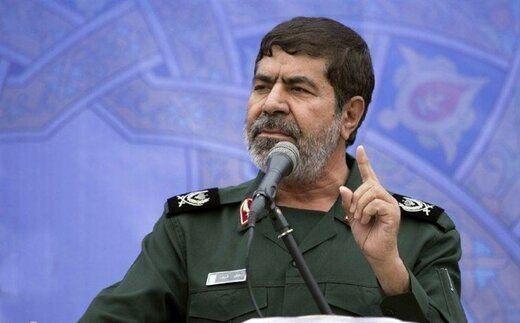 سخنگوی سپاه: در فضای مجازی میخواهند تصویری غیر واقعی و ناکارآمد از نظام نشان دهند