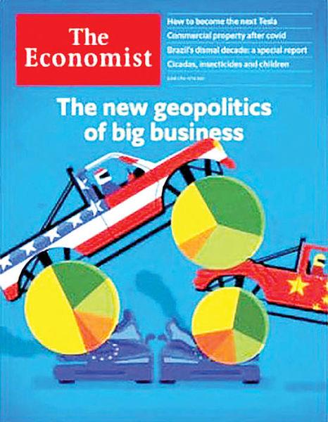 ژئوپلیتیک جدید کسبوکارهای جهانی؛ تسلط بیسابقه چین و آمریکا
