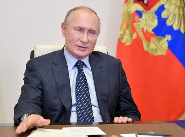 پوتین: شخصا به ناوالنی کمک کردم که برای درمان به خارج از روسیه برود