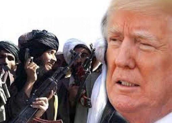 طالبان علاقه مند به پیروزی ترامپ در انتخابات ریاست جمهوری