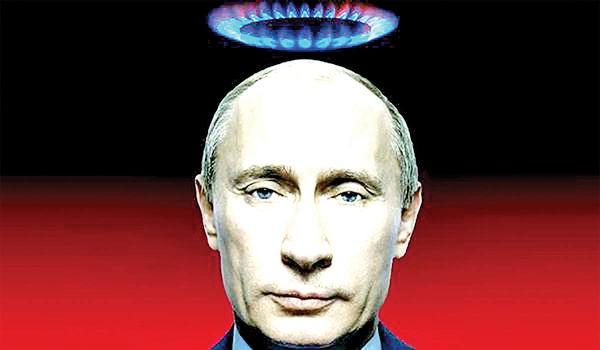 اهرم فشار گازی پوتین در اروپا