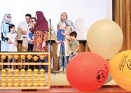 خاله سارا نفرات برتر مسابقات سوروبان را معرفی کرد