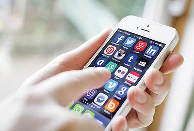 ۷۵ درصد مردم جهان با موبایل به اینترنت وصل میشوند