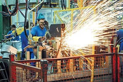 فعالیت 10هزار واحد تولیدی تعطیل در کشور