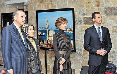 شایعه دیدار اردوغان و اسد در ماه جاری