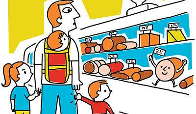 مصرفکنندگان کجاو چرا محصولات شما را میخرند