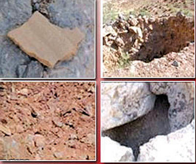 افزایش حفاریهای غیرمجاز در اطراف پاسارگاد