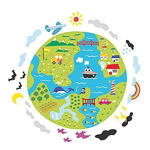 چگونه یک سفر دور دنیا را برنامهریزی کنیم