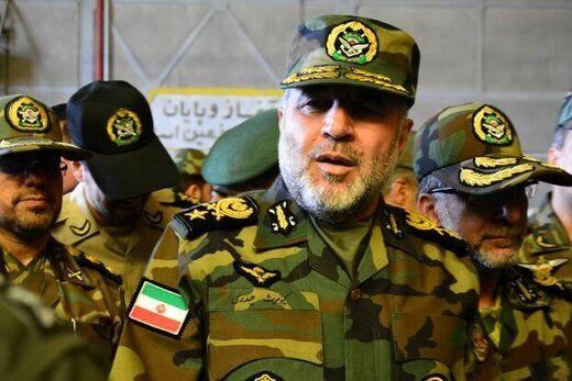 خبر مهم امیر حیدری درباره رزمایش نیروی زمینی ارتش