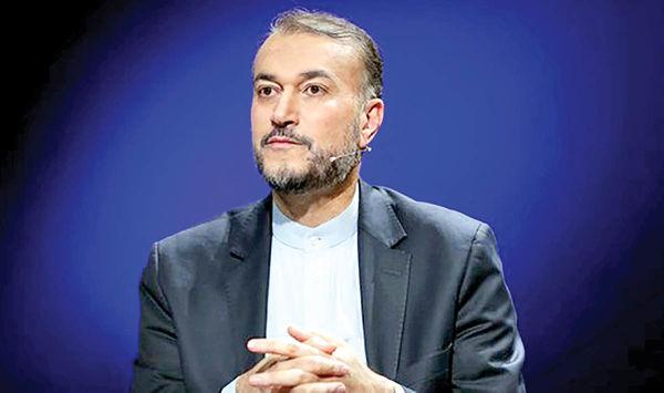 احوالپرسی وزرای خارجه ایران و عربستان