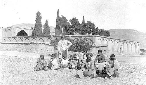 شیراز :  دیدار با مسجد کریمخان
