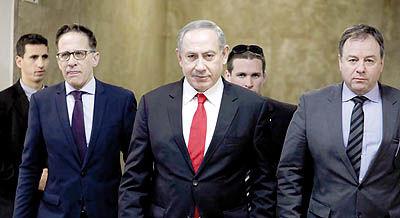 بسته ضدایرانی نتانیاهو برای ترامپ