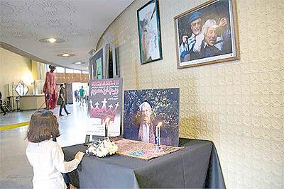 پایان شانزدهمین جشنواره عروسکی با یاد داوود رشیدی