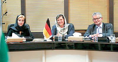 گشایش کریدور انتقال سرمایه آلمانی به ایران