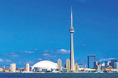 برج «سی ان» تورنتو