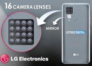 یک گوشی با 16 دوربین
