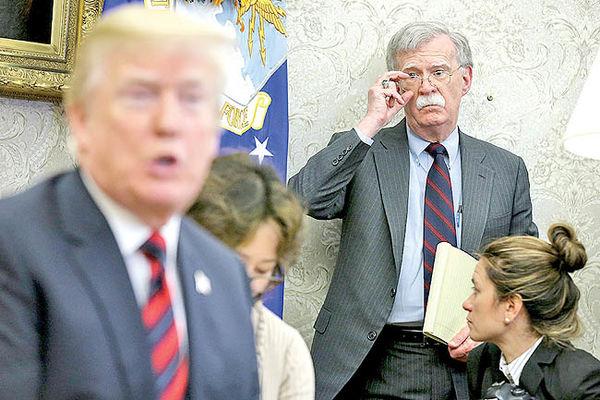 بولتون درباره ایران چگونه فکر میکند؟