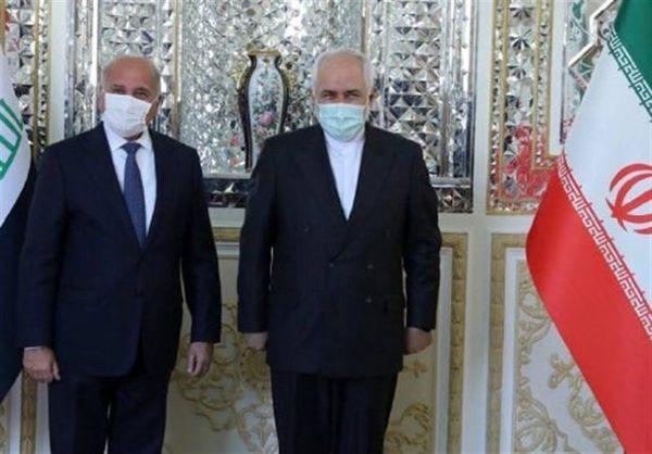 پیام توئیتری ظریف پس از دیدار با همتای عراقی
