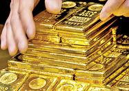 افزایش ارتفاع 40 دلاری طلا