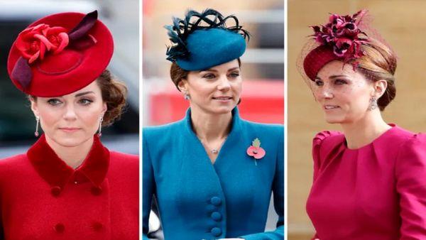 پیام های پنهان ۵ کلاهی که عروس ملکه انگلیس سر میکند + تصاویر