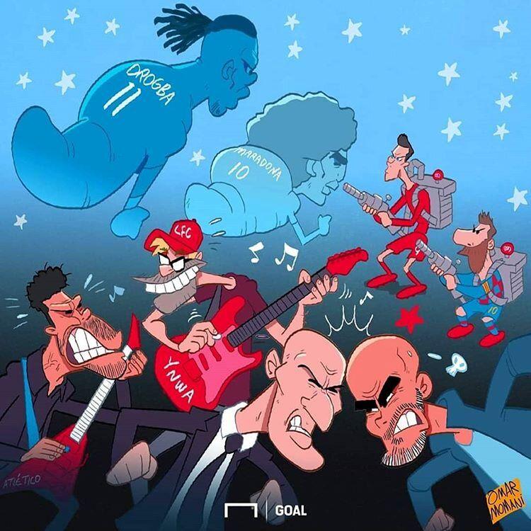 بزرگان فوتبال اروپا آماده نبرد میشوند!