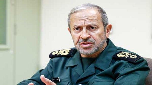دلیل عقب نشینی آمریکا از حمله نظامی به ایران از زبان سردار افشار