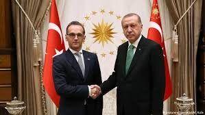 دیدار وزرای خارجه آلمان و ترکیه در آنکارا