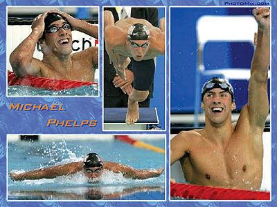 فلیپس، بزرگترین قهرمان تاریخ المپیک