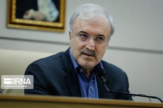 خبر خوش وزیر بهداشت درباره واکسن ایرانی کرونا