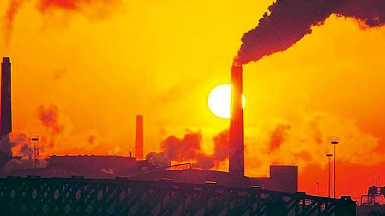 سرمایهگذاران، مدیران شرکتهایی را که گزارش کربن منتشر نمیکنند کنار میگذارند