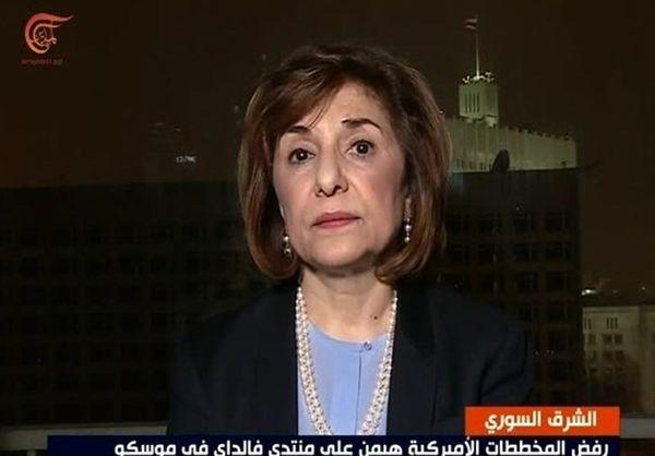 مشاور اسد: مسئله خروج ایران از سوریه هرگز مطرح نیست