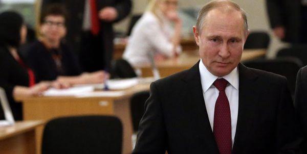حزب نزدیک به پوتین پیشتاز انتخابات روسیه