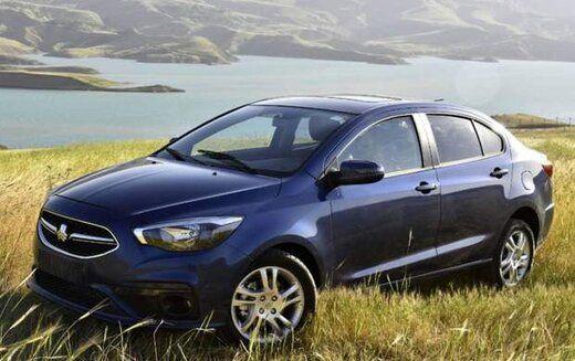 کف قیمت خودروی شاهین در بازار مشخص شد
