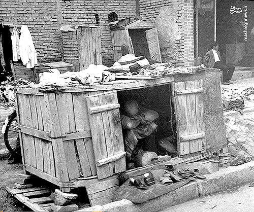 پیشینه کفش و کفاشی در تهران