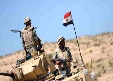 هلاکت ۱۵ تکفیری در عملیات ارتش مصر