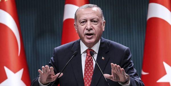اردوغان: کسی از حضور ترکیه در خلیج فارس ناراحت نشود!