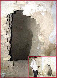 تونل یک کیلومتری برای یافتن گنج میدان اعدام تهران