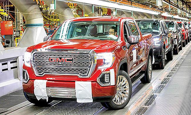 نگرانی خودروسازان دیترویت