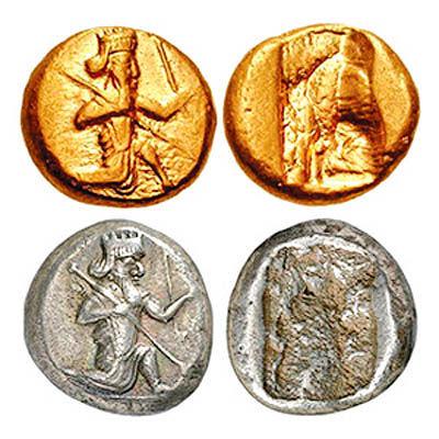 سکه در عهد باستان
