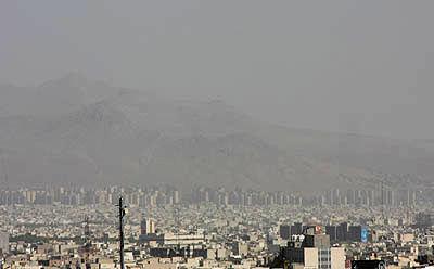 زمزمه تعطیلی پایتخت به دلیل ریزگردها