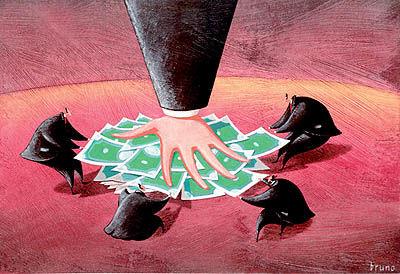 تقسیم سود در مجامع از نگاهی دیگر