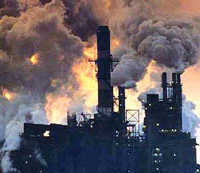 تاریخچه مبارزه با آلودگی هوا